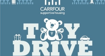 Carrfour's Annual Holiday Toy Drive