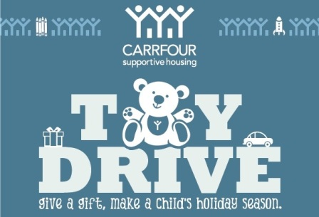 Carrfour's 2014 Toy Drive