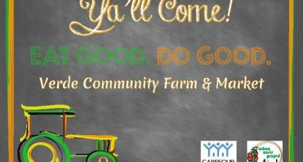 Verde Community Farm & Market Grand Re-Opening