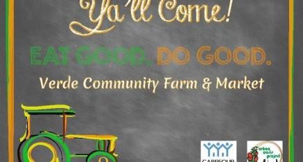 Verde Community Farm & Market Grand Re-Opening