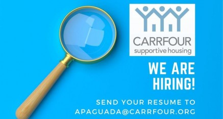 Carrfour is Hiring!